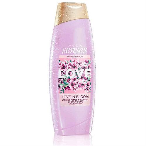 Avon Senses Jasmine & Blossom Shower Creme- 500ml