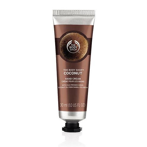 Body Shop Coconut Hand Cream 30ml