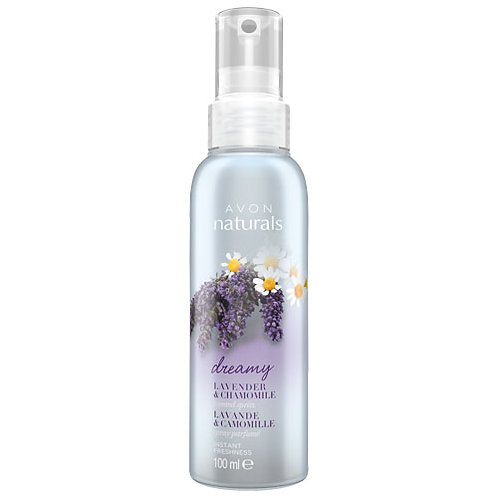 Avon Naturals Lavender & Camomile Scented Spritz Spray 100ml