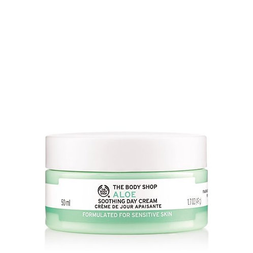 Body Shop Aloe Soothing Day Cream 50ml