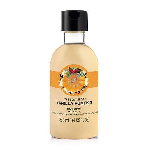 Body Shop Vanilla Pumpkin Shower Gel 250ml