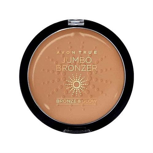 Avon True Colour Jumbo Bronzer - Light Matte Bronze