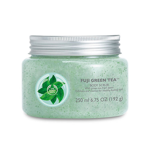 Body Shop Fuji Green Tea™ Body Scrub 250ml