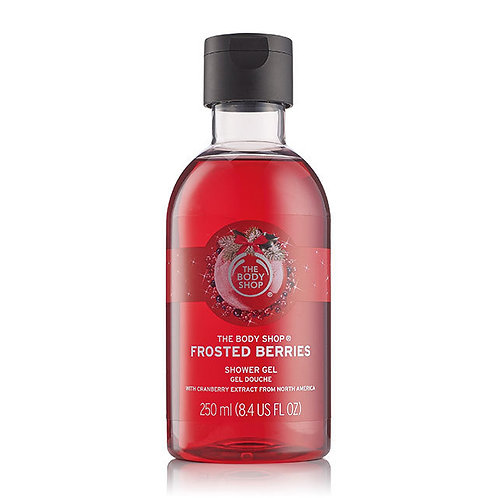Body Shop Frosted Berries Shower Gel 250ml