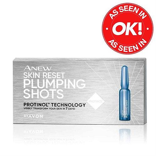 Avon Anew Skin Reset Plumping Shotste Gold Peel-Off Mask 75ml