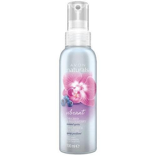 Avon Naturals Orchid & Blueberry Scented Spritz Spray 100ml