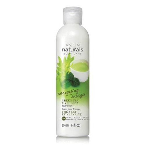 Avon Naturals Green Tea And Verbena Body Lotion 200ml
