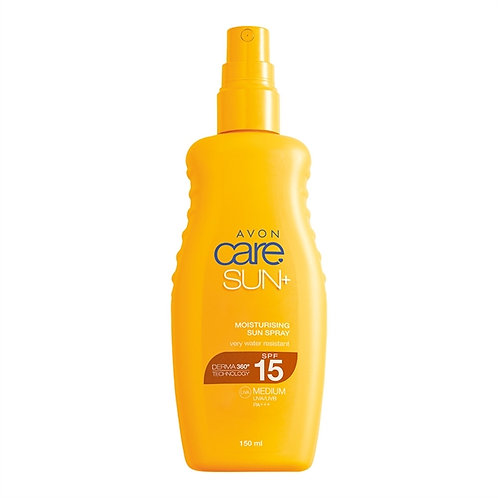 Avon Care Sun Moisturising Sun Spray SPF15 - 150ml