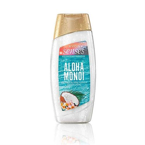 Avon Senses Aloha Monoi Shower Crème - 250ml