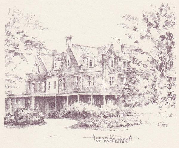 Event Venue-Century Club of Rochester