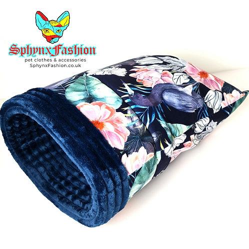 Serene Velvet Deluxe Snuggle Bag