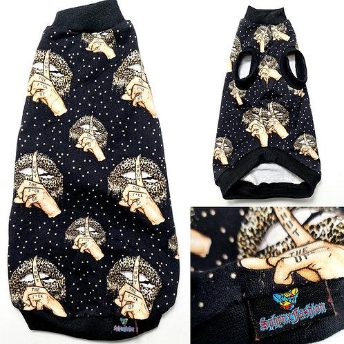 STFU Cotton Knit - Sphynx Cat Top