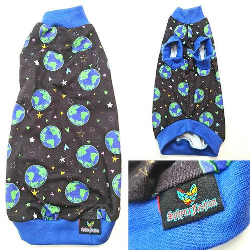 Earthly Summer Jersey - Sphynx Cat Top