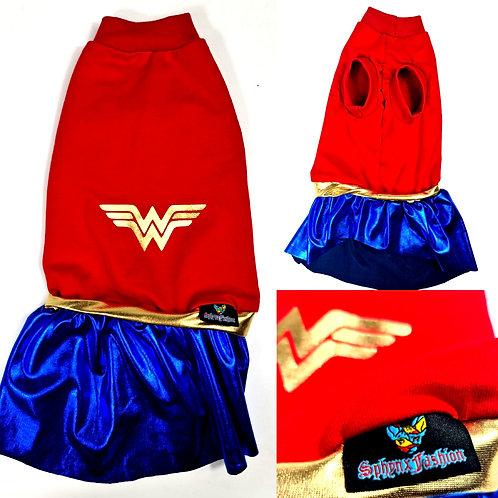Wonderwoman Costume (L)