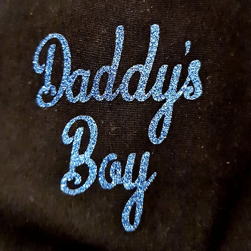 Daddy's Boy Cotton Knit (M)