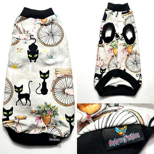 Tour de Sphynx Cotton Knit - Sphynx Cat Jumper