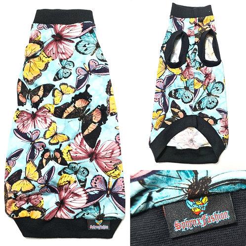 Butterfly Jersey - Sphynx Cat Top