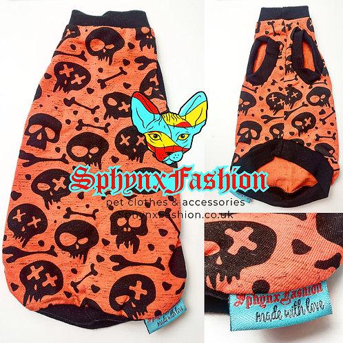 Orange Skull (L)