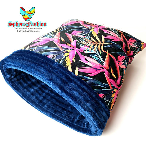 Tropical Velvet Deluxe Snuggle Bag