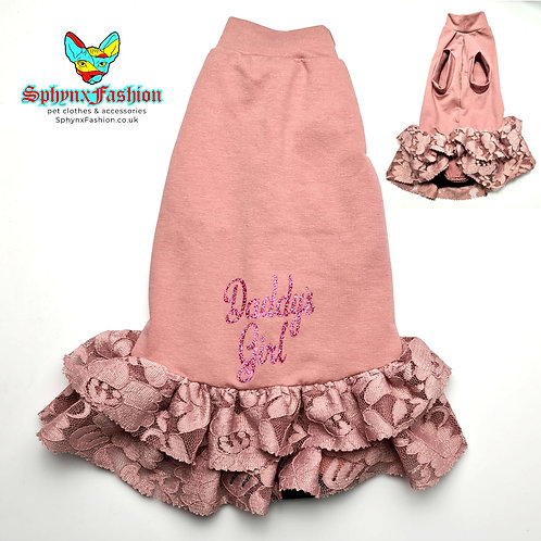 Daddy's Girl Dress (L)