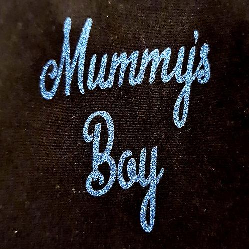 Mummy's Boy Cotton Knit (L)