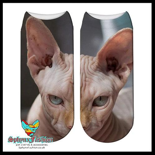 Sphynx Socks