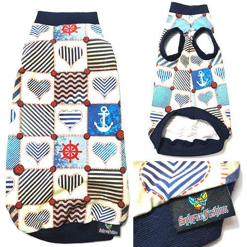 Love Sailing Jersey - Sphynx Cat Top