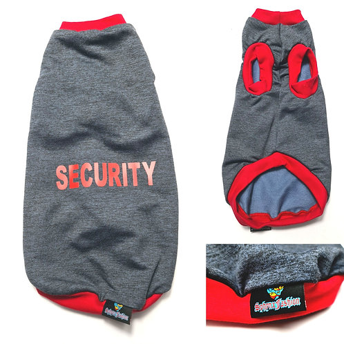 Security Cotton Knit - Sphynx Cat Top
