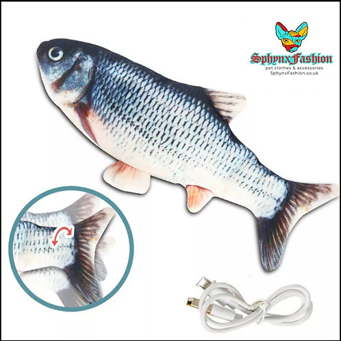 Interactive Robo Fish