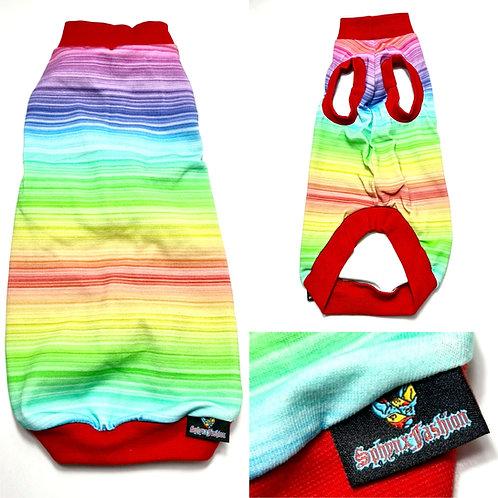 Stripes! Cotton Knit - Sphynx Cat Top