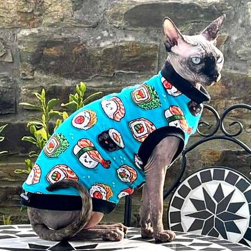 Sushi - Sphynx Cat Top