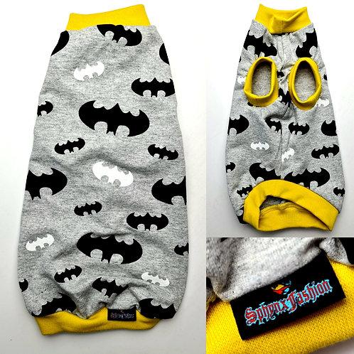 Grey Batman Cotton Knit (M)