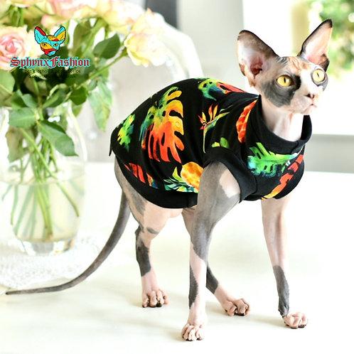 Pineapple Jersey  - Sphynx Cat Top