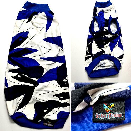 I'm Blue Jersey - Sphynx Cat Top