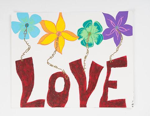 """LOVE Garden"""