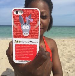 ASStrological Women iPhone 5s Case