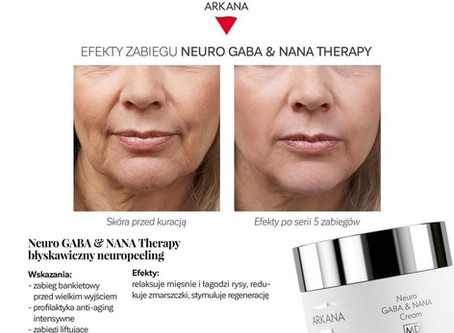 Zabieg Neuro Gaba&Nana Therapy