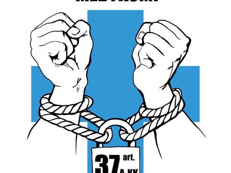 8 sierpnia 2020 - wielka Manifa medyków!