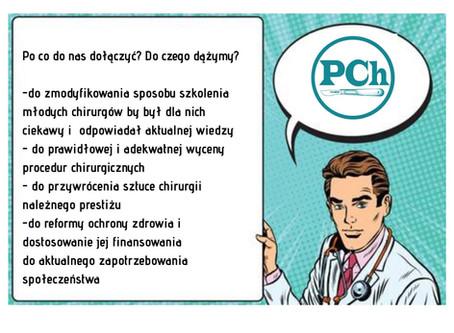 Zostań członkiem Stowarzyszenia Porozumienie Chirurgów SKALPEL