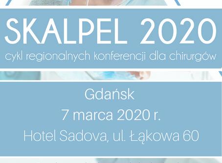 Konferencja z cyklu SKALPEL 2020 już 7 marca