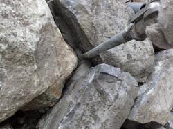 石積接着補強工法