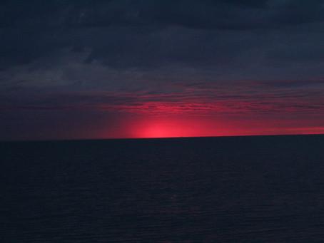 Sunrise, Sunburn, Sunset