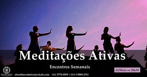 Meditações Ativas, SP, Satya Kali Tantra Brasil, Tantra, meditações, yoga, Vila Madalena, Sumaré, Osho, autoconhecimento