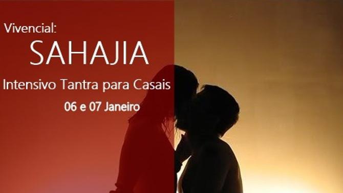 Vivencial Sahajia - Intensivo de Tantra par Casais