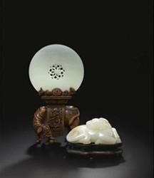 jades blanc, Chine