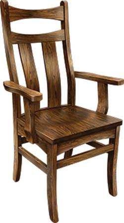 Corolla Arm Chair