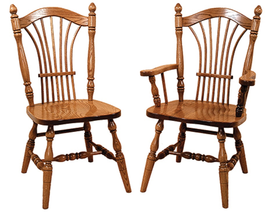 """Wheatland"" Arm & Side Chairs"