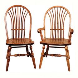 """Bow Sheaf"" Side & Arm Chairs"