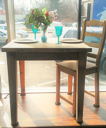 Reinhold Reclaimed Oak Pub Table Set Many Sizes Available $975-$1,395
