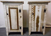 Amish Rough Sawn Pine Furniture Door Styles